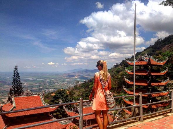 Đừng quên check in núi Tà Cú – Phan Thiết