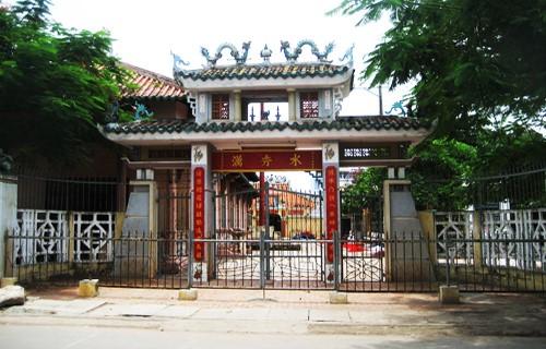Dinh Vạn Thủy Tú tại Thành phố Phan Thiết