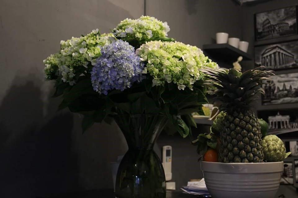 Những chậu hoa vô cùng nhỏ nhắn, xinh xắn đáng yêu