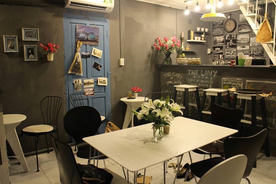 The Lavy- quán cà phê độc đáo tại Phan Thiết