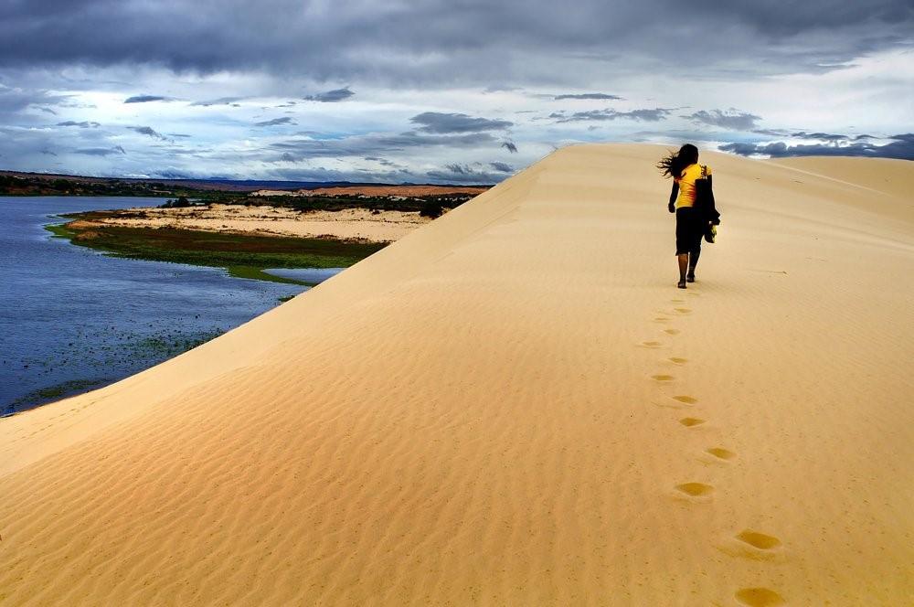 Tiểu sa mạc ở Phan Thiết
